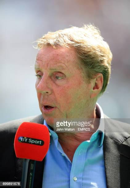 Harry Redknapp speaks to BT Sport