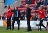 Wigan Athletic v Queens Park Rangers - Sky Bet Championship Play Off Semi Final: First Leg
