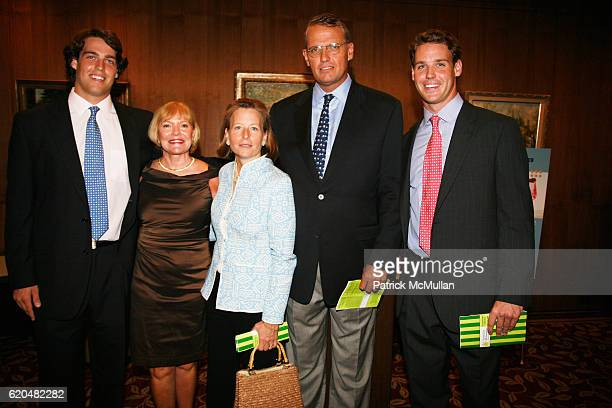 Harry Sherman Katy Curtin Sally Sherman John Sherman and Peter Sherman attend THE KATY CURTIN MULTIPLE SCLEROSIS FOUNDATION 4th Annual Charity Event...