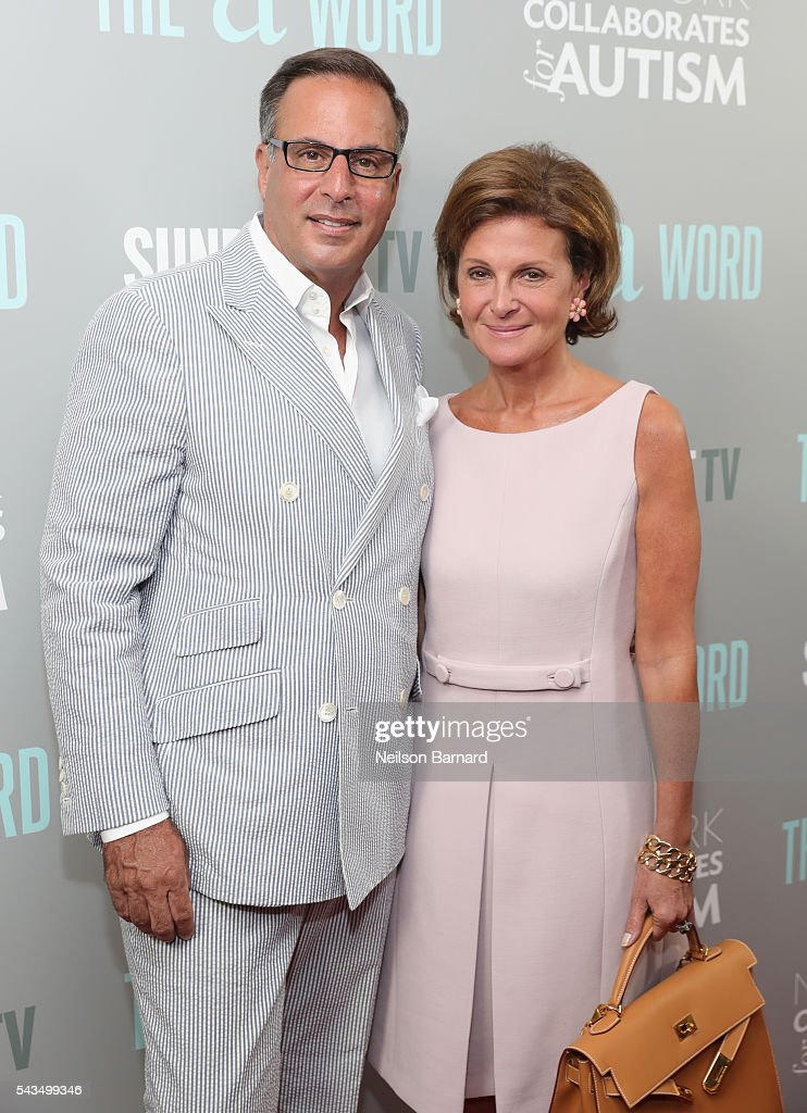The a word new york screening getty images for Laura and harry slatkin