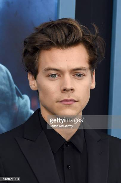 Harry Styles attends the 'DUNKIRK' New York Premiere on July 18 2017 in New York City