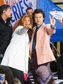 Celebrity Sightings In New York City - February 26, 2020