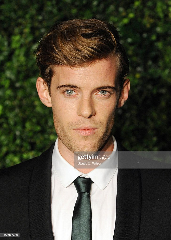 Harry Treadaway attends the 58th London Evening Standard Theatre Awards in association with Burberry on November 25, 2012 in London, England.
