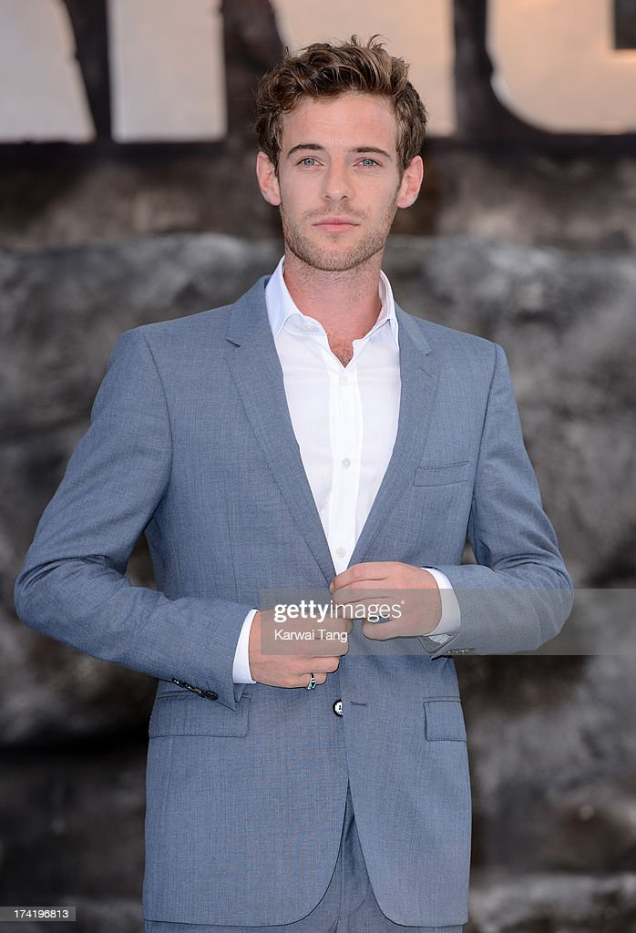 Harry Treadaway attends the UK Premiere of 'The Lone Ranger' at Odeon Leicester Square on July 21, 2013 in London, England.