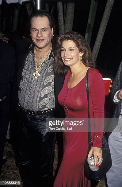Harry Wayne Casey of KC and the Sunshine Band and Michelle Gillen