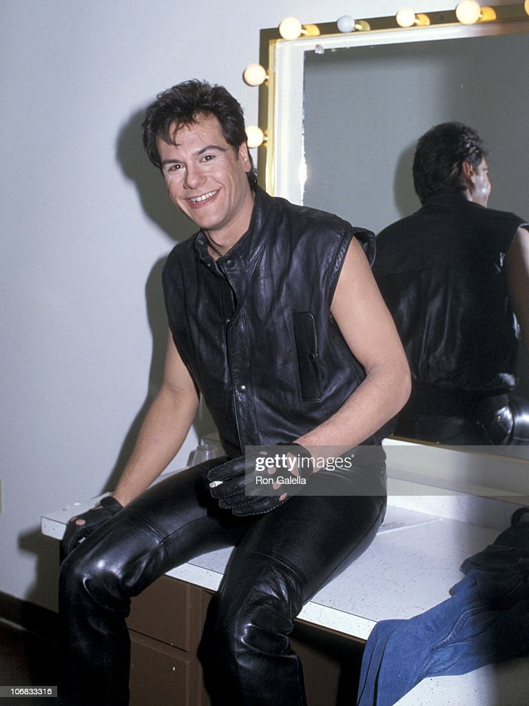 Harry Wayne Casey of KC and the Sunshine Band during Harry Wayne Casey of K.C. and the Sunshine Band sighting at the Merv Griffin Show - February 29, 1984 at TAV Studios in Hollywood, California, United States.