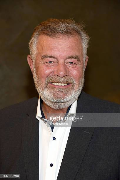 Harry Wijnvoord attends the Presentation Of New Multichannel TV Show on September 7 2016 in Berlin Germany
