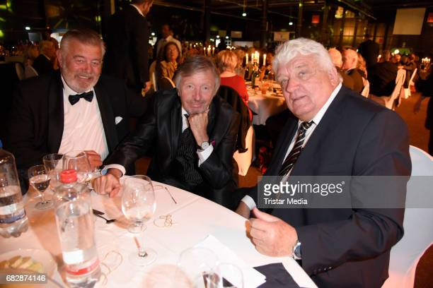 Harry Wijnvoord Werner Schulze Erdel and Hans Meiser attend the 'Goldene Sonne 2017' Award by SonnenklarTV on May 13 2017 in Kalkar Germany