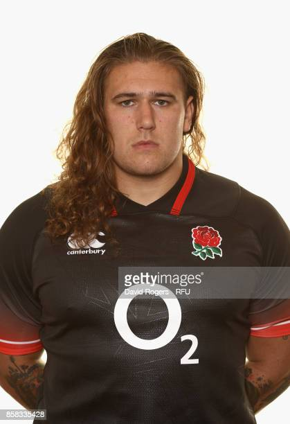 Harry Williams of England poses for a portrait at The Lensbury on August 5 2017 in Teddington England