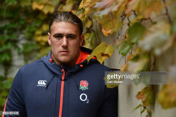 Harry Williams of England poses for a portrait following a press conference at Emperdor Hotel on June 7 2017 in Buenos Aires Distrito Federal