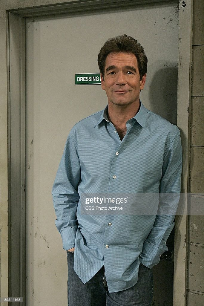 'Hartford Wailer' -- Huey Lewis ('Huey Lewis and the News') guest stars as himself on an episode of The King of Queens, scheduled to air on the CBS Television Network. In the episode, Spence (Patton Oswalt) gets busted sneaking into a Huey Lewis concert by trying to act like one of the security guards for the band.