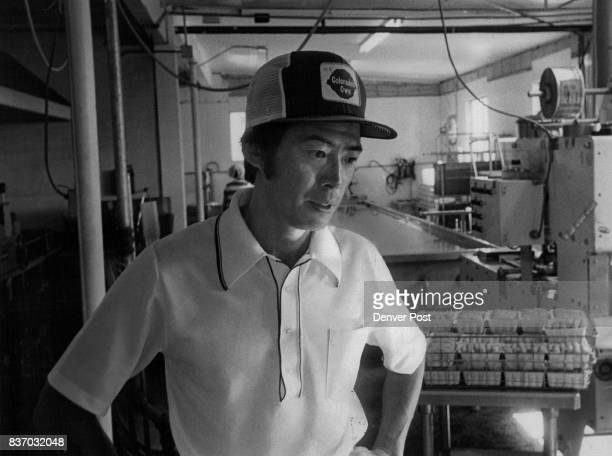 Haruhisa Yamamoto purchased the Denver Tofu Co in 1972 and now processes and packages about 500 pounds of soybean cake daily Credit Denver Post