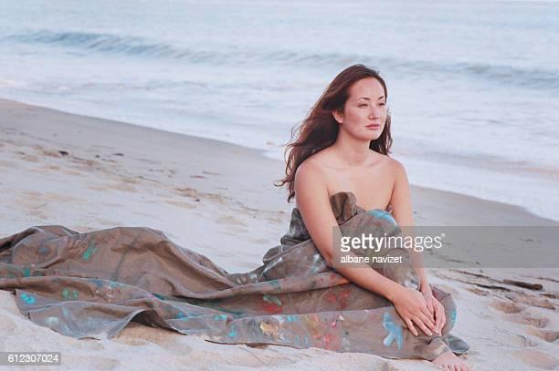 Harumi Klossowska de Rola daughter of PolishFrench modern artist Balthus and Japanese Setsuko Ideta