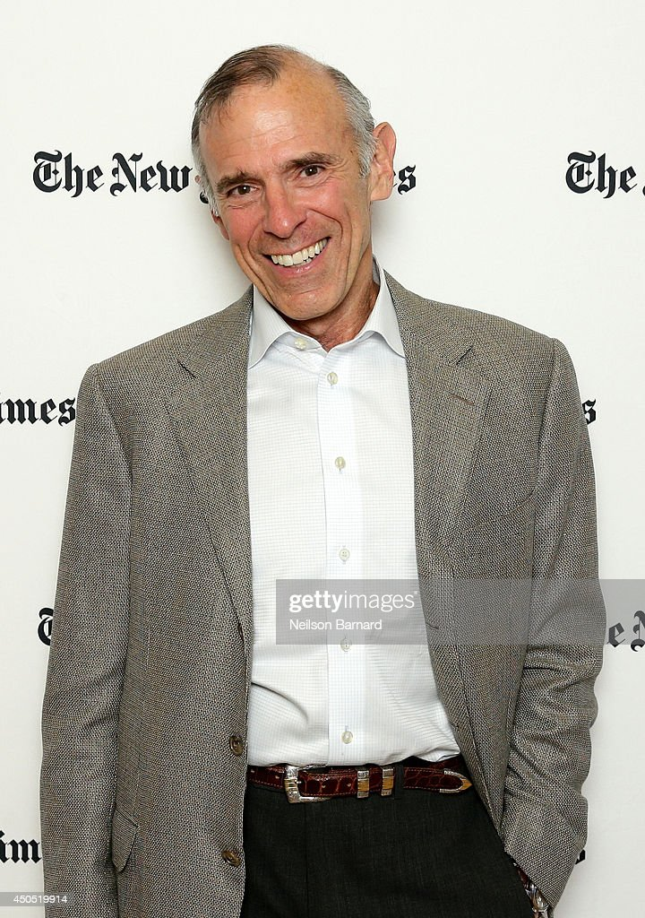 Harvard Innovation Lab Expert in Residence Tony Wagner attends The New York Times Next New World Conference on June 12, 2014 in San Francisco, California.