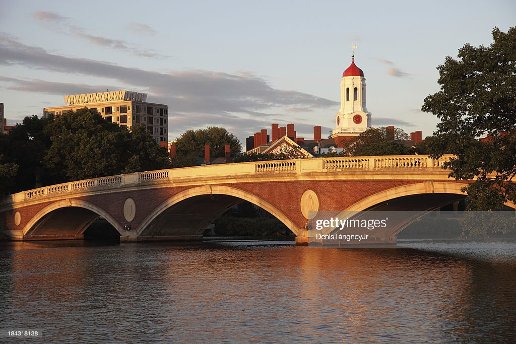 Harvard University and the Charles River