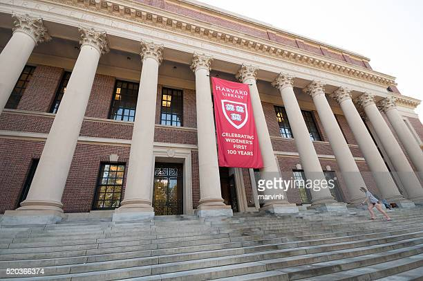Harvard Widener Library