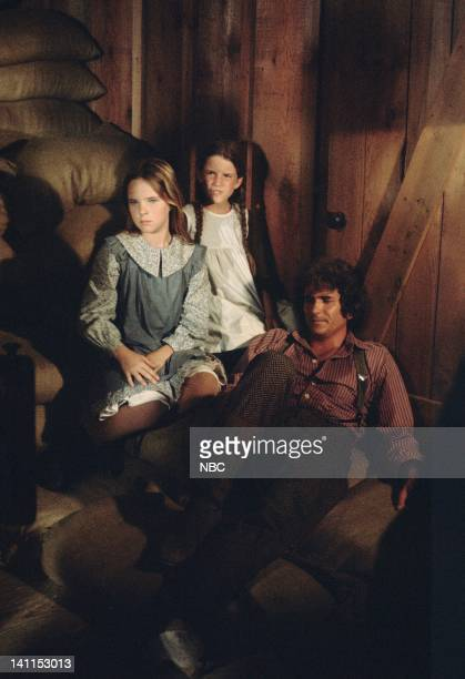 PRAIRIE 'A Harvest of Friends' Episode 1 Aired Pictured Melissa Sue Anderson as Mary Ingalls Kendall Melissa Gilbert as Laura Ingalls Wilder Michael...