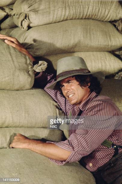 PRAIRIE 'A Harvest of Friends' Episode 1 Aired Pictured Michael Landon as Charles Philip Ingalls Photo by NBCU Photo Bank