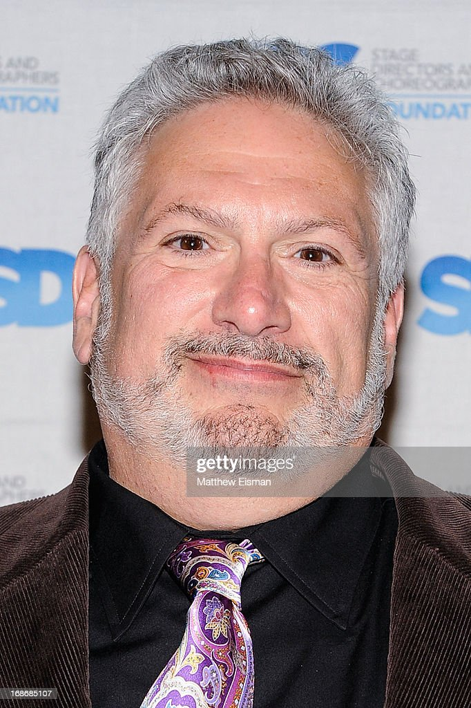 Harvey Fierstein attends the 2013 Mr. Abbott Award event at B.B. King Blues Club & Grill on May 13, 2013 in New York City.