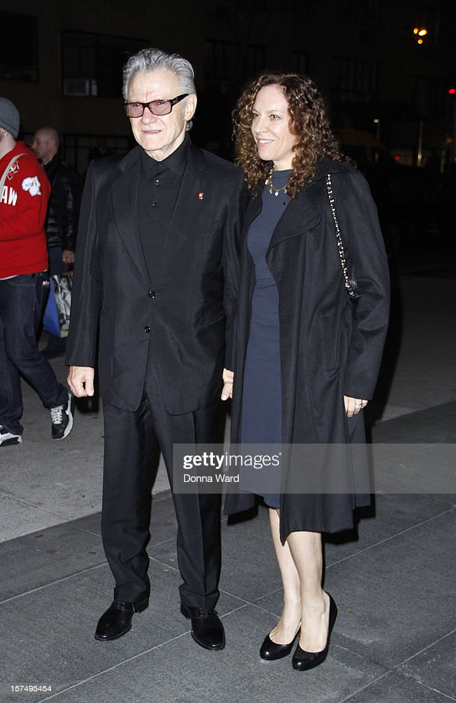 Harvey Keitel attends The Museum of Modern Art Film Benefit Honoring Quentin Tarantino at MOMA on December 3, 2012 in New York City.