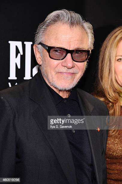 Harvey Keitel attends The New York Premiere Of BIG EYES at Museum of Modern Art on December 15 2014 in New York City