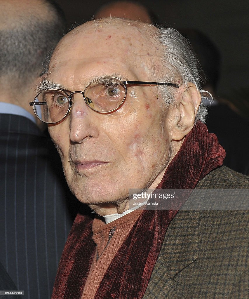 Harvey Lichtenstein attends the 2013 BAM Theater Gala at Brooklyn Academy of Music on January 24, 2013 in the Brooklyn borough of New York City.