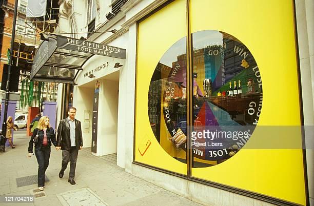 Harvey Nichols Department Store