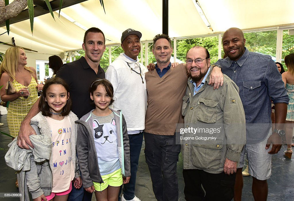 Harvey Spevak, Russell Simmons, <a gi-track='captionPersonalityLinkClicked' href=/galleries/search?phrase=Jason+Binn&family=editorial&specificpeople=204684 ng-click='$event.stopPropagation()'>Jason Binn</a>, <a gi-track='captionPersonalityLinkClicked' href=/galleries/search?phrase=James+Lipton&family=editorial&specificpeople=240724 ng-click='$event.stopPropagation()'>James Lipton</a>, and <a gi-track='captionPersonalityLinkClicked' href=/galleries/search?phrase=D-Nice&family=editorial&specificpeople=569435 ng-click='$event.stopPropagation()'>D-Nice</a> attend as <a gi-track='captionPersonalityLinkClicked' href=/galleries/search?phrase=Jason+Binn&family=editorial&specificpeople=204684 ng-click='$event.stopPropagation()'>Jason Binn</a> hosts his Annual Memorial Day Party with DuJour Media's Leslie Farrand and Moby's sponsored by Rolls-Royce and Empire CLS on May 29, 2016 in East Hampton.