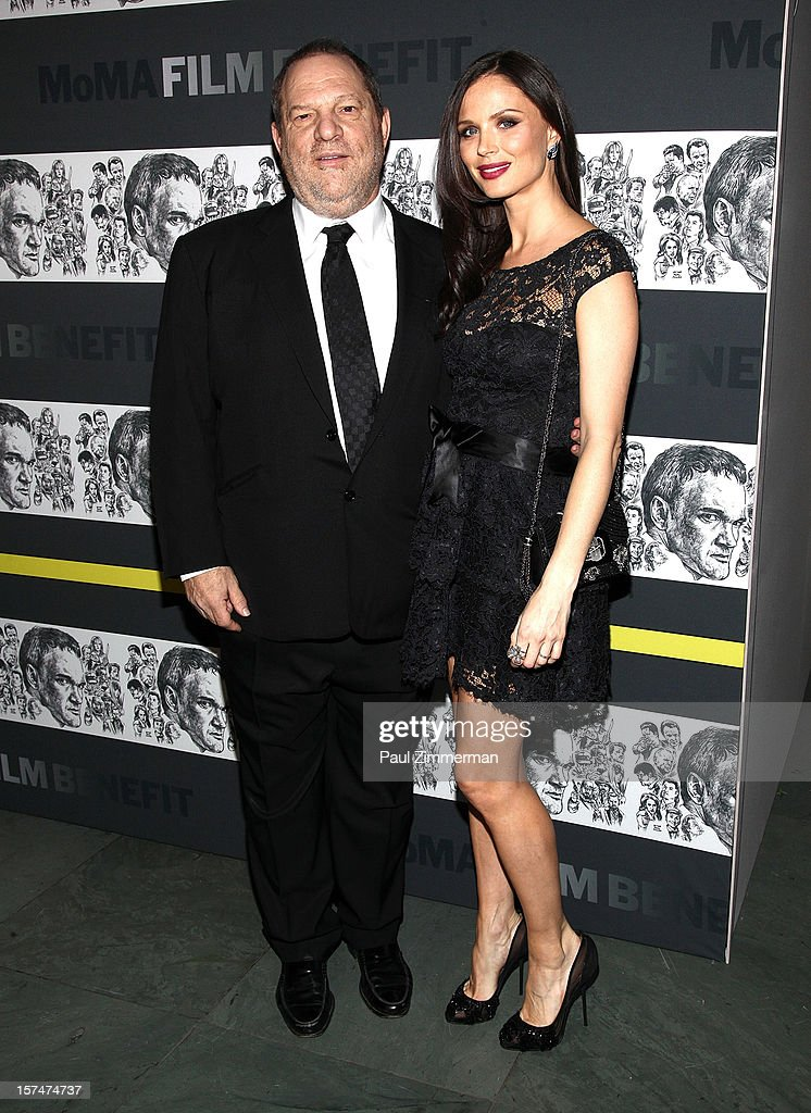 <a gi-track='captionPersonalityLinkClicked' href=/galleries/search?phrase=Harvey+Weinstein&family=editorial&specificpeople=201749 ng-click='$event.stopPropagation()'>Harvey Weinstein</a> and Georgina Chapman attend A Tribute To Quentin Tarantino at MOMA on December 3, 2012 in New York City.
