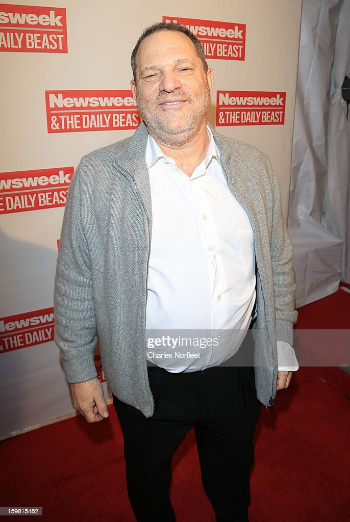 <a gi-track='captionPersonalityLinkClicked' href=/galleries/search?phrase=Harvey+Weinstein&family=editorial&specificpeople=201749 ng-click='$event.stopPropagation()'>Harvey Weinstein</a> attends The Daily Beast Bi-Partisan Inauguration Brunch at Cafe Milano on January 20, 2013 in Washington, DC.