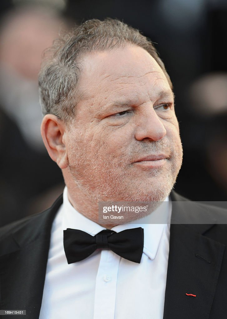 <a gi-track='captionPersonalityLinkClicked' href=/galleries/search?phrase=Harvey+Weinstein&family=editorial&specificpeople=201749 ng-click='$event.stopPropagation()'>Harvey Weinstein</a> attends 'The Immigrant' Premiere during the 66th Annual Cannes Film Festival at Grand Theatre Lumiere on May 24, 2013 in Cannes, France.