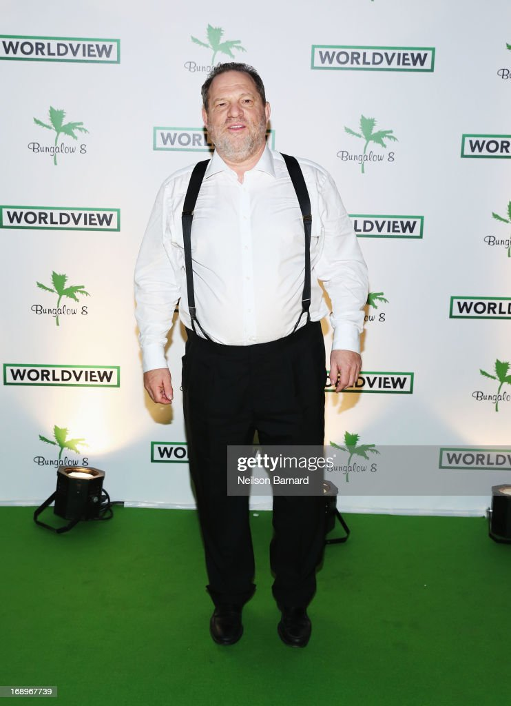 <a gi-track='captionPersonalityLinkClicked' href=/galleries/search?phrase=Harvey+Weinstein&family=editorial&specificpeople=201749 ng-click='$event.stopPropagation()'>Harvey Weinstein</a> attends the Worldview Entertainment Cannes Celebration during the 66th Annual Cannes Film Festival at Carlton Beach Club on May 17, 2013 in Cannes, France.