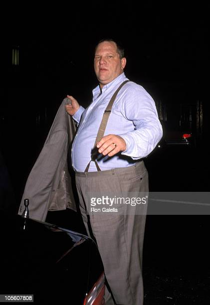 Harvey Weinstein during Film Memorabilia Auction Benefit July 27 1999 at W Hotel in New York City New York United States