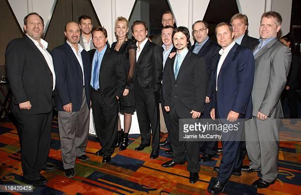 Harvey Weinstein John Antioco Chairman/CEO of Blockbuster Video Joshua Jackson Emilio Estevez Sharon Stone Christian Slater Mathew Smith General...