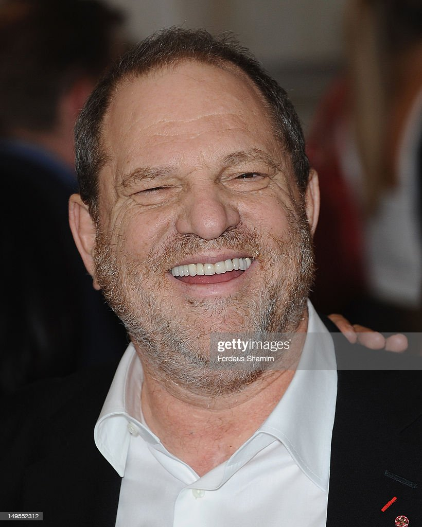 Harvey Weistein attends the UK's Creative Industries Reception at Royal Academy of Arts on July 30, 2012 in London, England.
