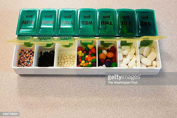 JJ has trouble swallowing the larger pills that are necessary to treat her HIV She practices swallowing various sizes of candy to eventually graduate...