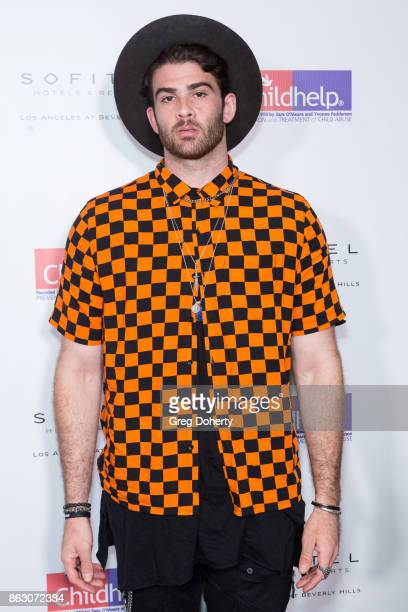 Hasan Piker arrives for the Childhelp Hosts An Evening Celebrating Hollywood Heroes at Riviera 31 on October 18 2017 in Beverly Hills California