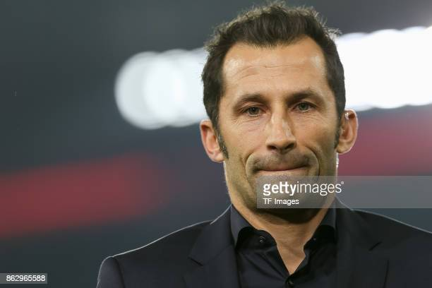 Hasan Salihamidzic of Bayern Muenchen looks on during the UEFA Champions League group B match between Bayern Muenchen and Celtic FC at Allianz Arena...