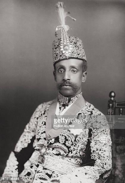 Hassan Ali Mirza first Nawab of Murshidabad circa 1877