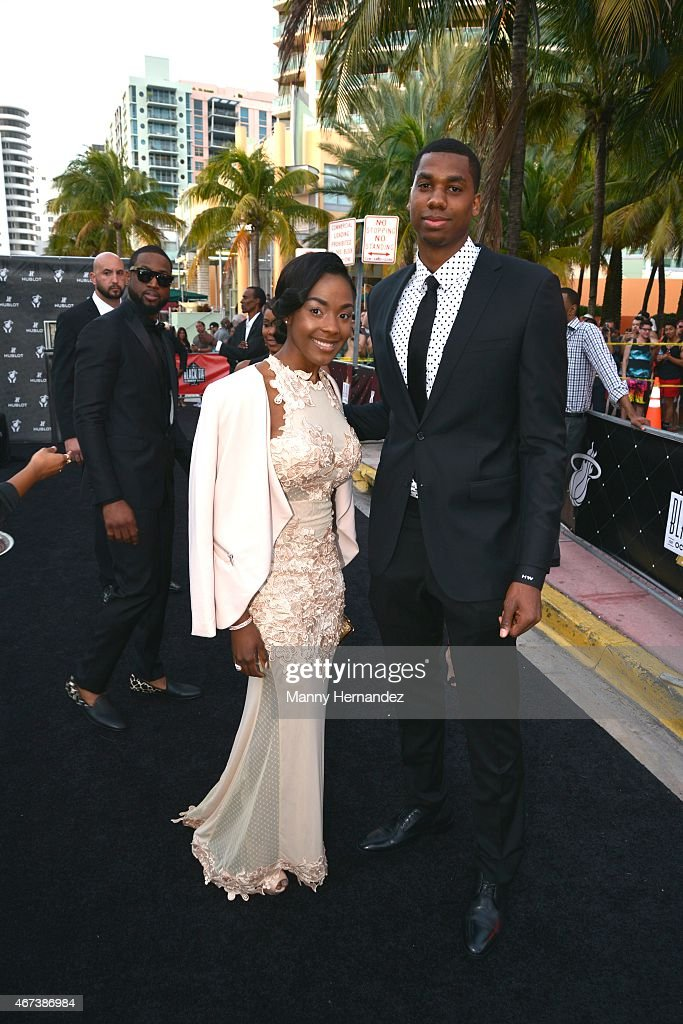 Miami Heat Black Tie On Ocean Drive Gala