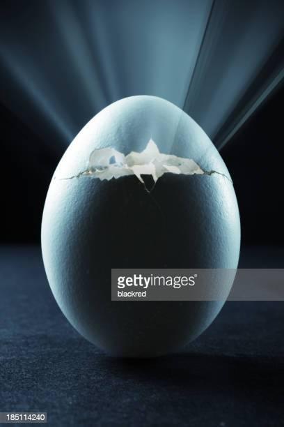 Uovo di tratteggio