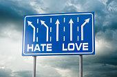 Hate Love Road