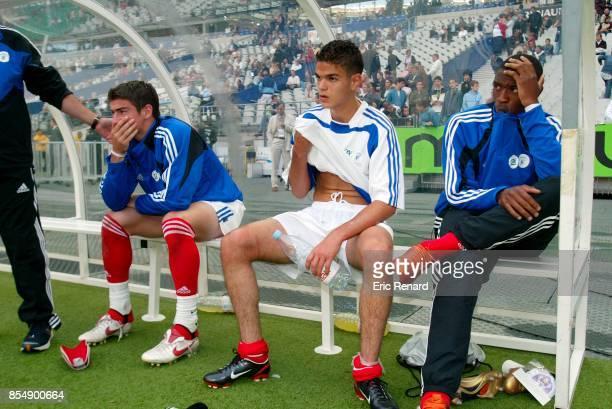 Hatem BEN ARFA Lyon / Toulouse Finale Coupe Gambardella Stade de France Saint Denis