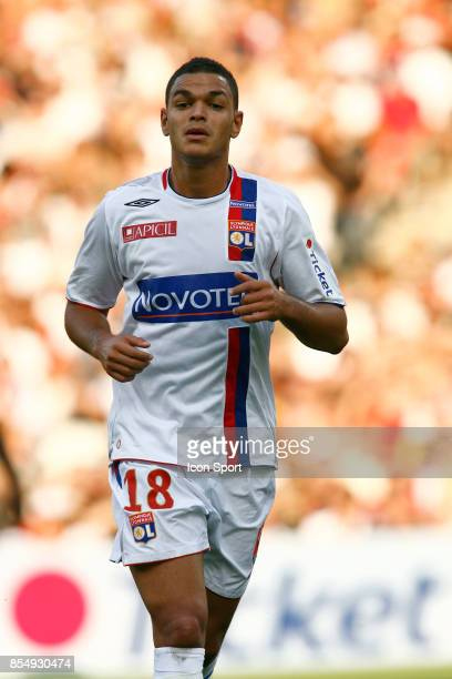 Hatem BEN ARFA Lyon / Sochaux Trophee des Champions 2007 Lyon