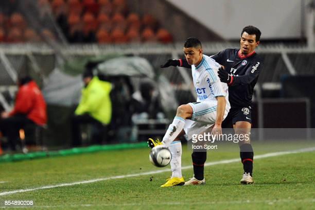 Hatem BEN ARFA / CEARA PSG / Marseille 27eme journee de Ligue 1 Parc des Princes