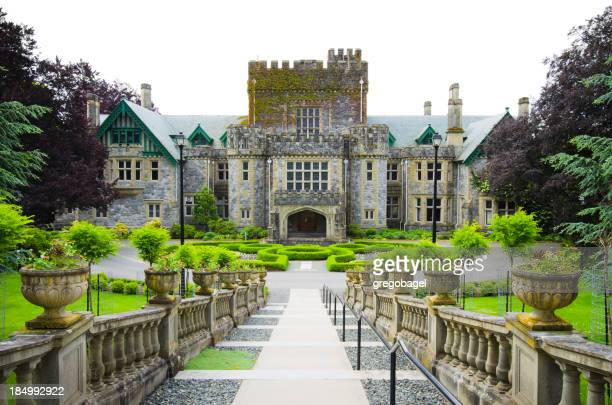 Hatley Castle und der Royal Roads University