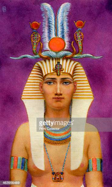 Hatshepsut Ancient Egyptian queen of the 18th dynasty 15th century BC Hatshepsut was the daughter of Thutmose I and wife of Thutmose II The 5th...