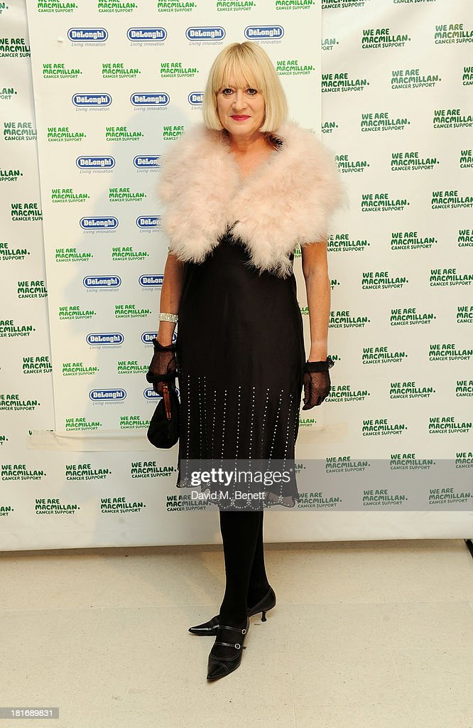 Hattie Hayridge attends the Macmillan De'Longhi Art Auction at Royal College of Art on September 23, 2013 in London, England.