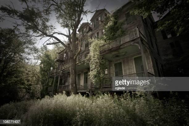 Haunted maison