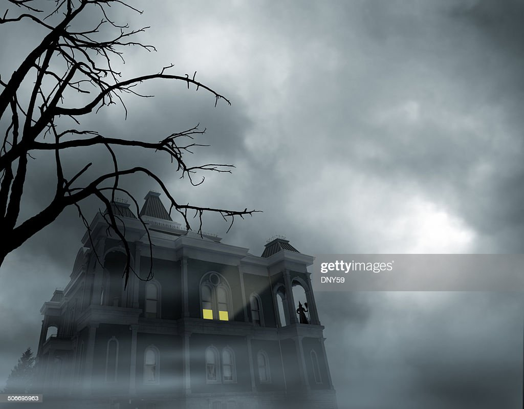 Haunted House : Stock Photo